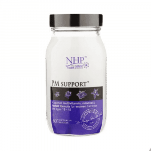 Natural Health Practice PM Support Capsules 60s